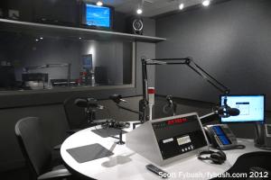 2012: production studio