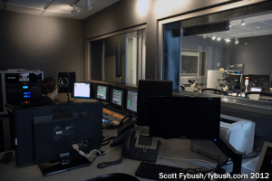 2012: control room