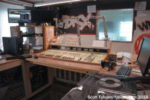Old WDKX studio
