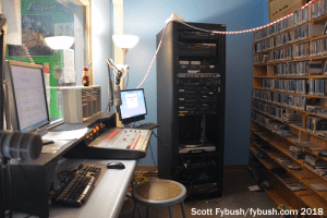 WIRQ's studio