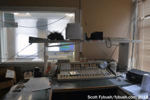 WMAC 940 news booth