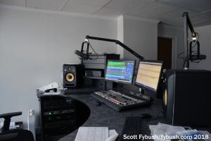 WMGB studio