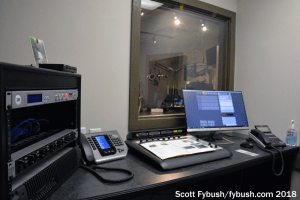 WZXV's second studio