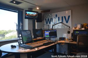 WDUV studio