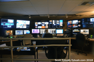 WUFT-TV master control