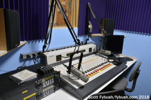 WMNF emergency studio