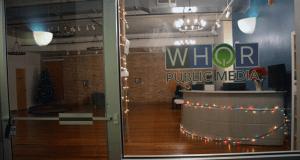 WHQR lobby
