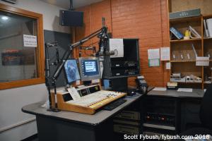 A WHQR studio