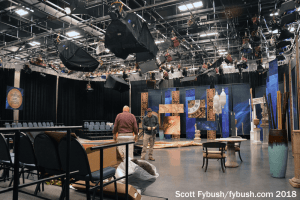 One WMHT-TV studio