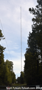 WSAV-TV tower
