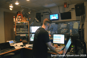 WQAM control room