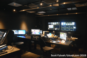 WBBH control room