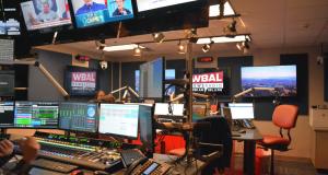 WBAL studio