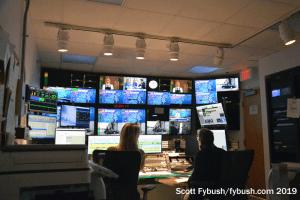 WBAL-TV master control
