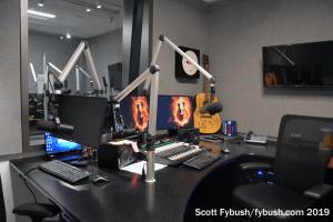 WBQH studio