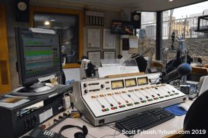 WILI AM studio