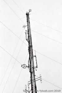 WILI-FM tower