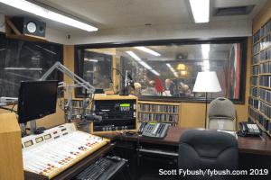 A WPKN studio