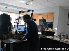 WVBR air studio