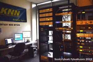 KNN rack room