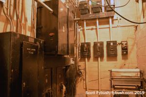 Electrical vault