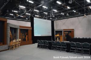 KLRN's big studio