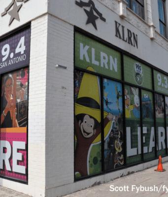 KLRN studios