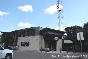 KSAT's new building