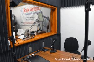 Amistad talk studio