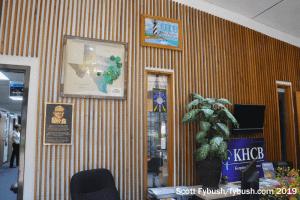 KHCB lobby