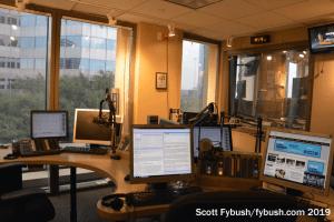 KTRH 740 studio
