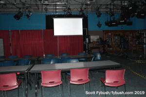 KAMU classroom studio