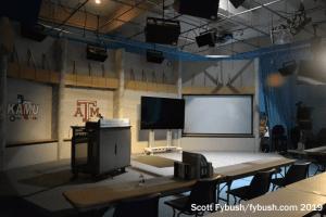 KAMU-TV studio