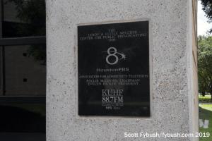 KUHT/KUHF studio