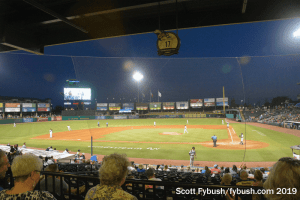 A night with the Skeeters