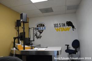 WTAW-FM/Willy studio