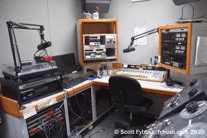 WGHT studio