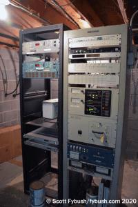 WTBQ's transmitter