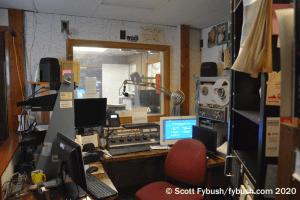 WCKR studio