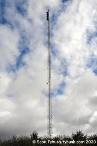 WKPQ tower