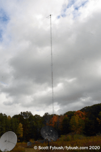 WLEA tower