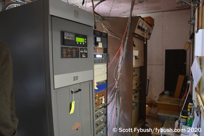 WLEA transmitter