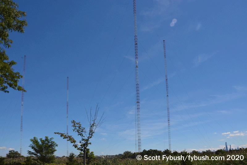 WWRL towers