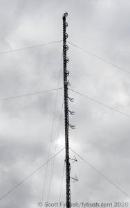 WRRN/WNAE/WICU tower