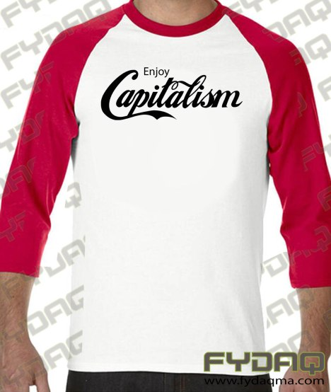 capitalism-raglan-white-red-fydaq