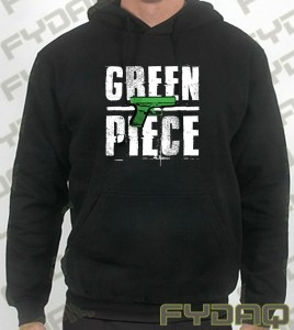 green-piece-glock-mens-black-sweatshirt-hoodie