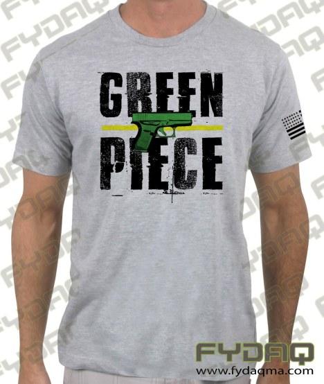 green-piece-glock-heather-grey-tshirt
