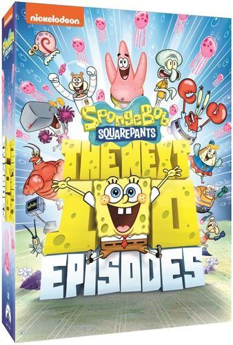 spongebob squarepants the next