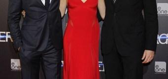 Gallery: Divergent Madrid Premiere (4.3.14)