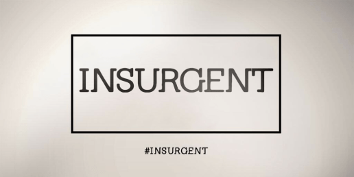 Insurgent Title Card (Made by Me)